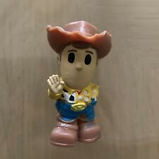 """WOOLWORTHS DISNEY """"WOODY"""" (TOY STORY) OOSHIE (BRAND NEW)"""