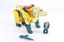 Transformers G1 Weirdwolf Headmasters Mondo Missing Tail