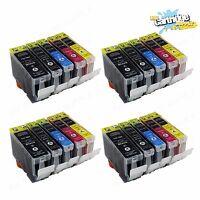 20PK PGI5 CLI8 Ink For Canon Pixma iP4200 iP4300 iP4500 MP600 MP800