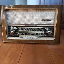 Nordmende Rigoletto 58 50er jaren buizenradio