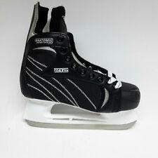 Baud Ice Pro 212 Eishockey Schlittschuh - Unisex Gr. 37  Iceskate schwarz Hockey
