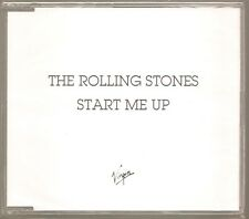 "THE ROLLING STONES ""Start Me Up"" Japan Promo CD 1995"