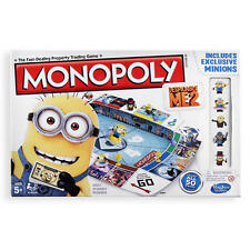 Hasbro Monopoly Despicable Me 2 Edition Board Game UNPLAYED Age 8