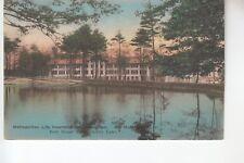 Metro Life Sanatorium Rest House Mount McGrgor NY