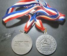 2006 OTTAWA RACE WEEKEND 1/2 MARATHON CANADA ING MEDAL AWARD