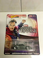 2019 Hot Wheels Car Culture Marvel Doctor Strange Lamborghini Huracán Coupé