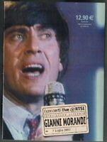 Live RTSI DVD Gianni Morandi 7 Luglio 1983