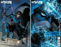 DC Future State Nightwing #1 #2 Comic Set Covers B Batman Nicola Scott NM