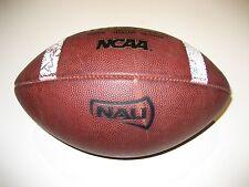 Northern Arizona University NAU Lumberjacks 2014 GAME USED Wilson 1005 Football