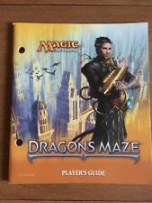 Players Guide Book ~ DRAGONS MAZE ~ MTG
