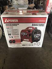 A-iPower SUA2300i 79cc 4-Cycle 2300-Watt Digital Inverter Gasoline Generator