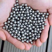 100 Stück Stahlkugel 7mm für Schleuder Zwille Katapult, Schleudermunition Kugel