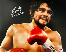 Roberto Duran Autographed 11x14 Photo Signed - PSA DNA COA 6