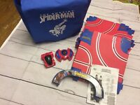 Spider-Man Racing Set imc Toys With Bag