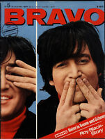 BRAVO Nr.5 vom 24.1.1966 Beatles, Tom Jones, Roy Black, Bob Dylan, Marie Versini
