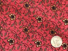 "Northcott Colonial Revival Julie Golimowski 315 Cotton Quilt Fabric 44""BTHY 1/2"