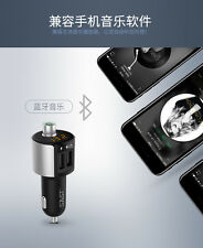 Universal Bluetooth Car Kit Mp3 Player Wireless Radio FM Transmitter USB Charger