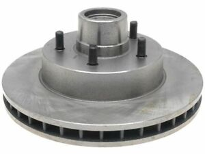 For 1972-1976 Cadillac DeVille Brake Rotor and Hub Assembly AC Delco 63981GX