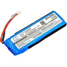 UPDATED 3000mAh Battery for JBL Flip 3, JBLFLIP3GRAY, P/N : GSP872693