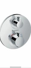 Hansgrohe 15758000 Ecostat S Thermostatic Mixer+fixfit