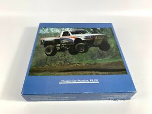 """Vintage Ford Off Road Truck Jigsaw Puzzle 750 Pieces 18""""x24"""""""