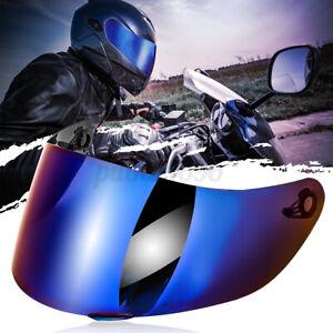 Motorcycle Helmet Lens Visor Full Face Motocross Wind AV Shield For K3SV K5 US