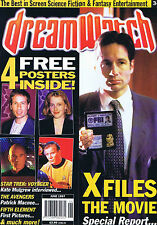 X-FILES / STAR TREK / AVENGERS / FIFTH ELEMENTDreamwatchno.34June1997