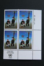 NATIONS-UNIS (New-York) timbre / stamp Yvert et Tellier n°5786 x 4 n** (Cyn13)