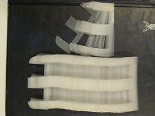 """Lot of 50 PELLA 4"""" SHIMS plastic slotted DOORS 1mm E-SHIMS PART # E809010"""
