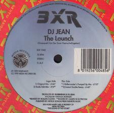 DJ JEAN - The Launch - 1999 - BXR - Ita - BXR 1068