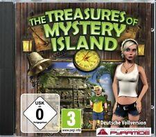 The treasures of Mystery Island (PC) - nuevo & inmediatamente