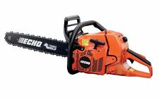 "2017 Echo Cs-590 Timber Wolf 20"" Bar 59.8cc Commercial Grade Chainsaw"