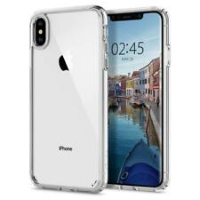 "Spigen iPhone XS Max (6.5"") Case Ultra Hybrid Crystal Clear"