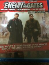 Enemy at the Gates (Blu-ray) Factory Sealed FAST SHIPPING