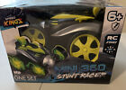 RC Mini 360 Stunt Racer by Speed Kingz ~ 27mhz ~ Ages 6+ ~ Flips Rolls Keeps On!