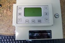 LIGHTING CONTROL AND DESIGN  CONTROLLER  CLOCK  L C AND D
