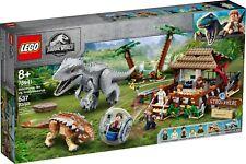 LEGO® Jurassic World™ 75941 Indominus Rex vs. Ankylosaurus - NEU & OVP -