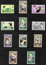 British Commonwealth .. Collection of unmounted mint stamps .. 0507