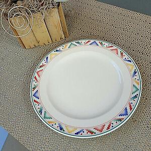 V&B INDIAN LOOK  Frühstücksteller 21 cm  gut VILLEROY&BOCH mehr