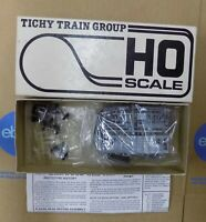 Tichy Train Group Wood Ore Cars 22' Kit 4012 (2 Cars) NIB
