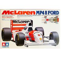 McLaren Ford MP4/8 1993 Tamiya 1/20 GP No.39 Ayrton Senna Car Model Kit