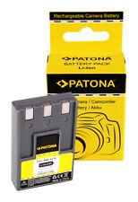 Batteria Patona 830mAh li-ion per Canon NB-1L,NB-1LH