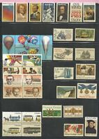 1983 - Commemorative Year Set - US Mint Stamps - LOW PRICES