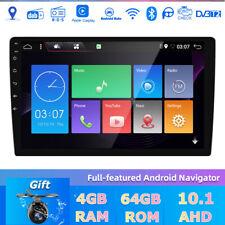 "10.1"" Android 10.0 Car Stereo Radio GPS Wifi Head Unit NAVI HDMI 4GB+64GB FM/AM"