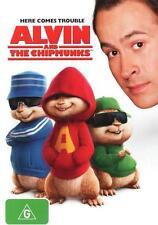 Alvin and the Chipmunks  - DVD - NEW Region 4