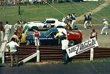 MARK DONOHUE SUNOCO JAVELIN AMX CHAPARRAL CAMARO FRONT ROW SCCA MID OHIO 1970