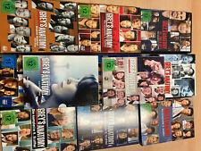 Grey's Anatomy: Die jungen Ärzte, 1-11 DVD , Staffeln 1 bis 11. gebraucht gut