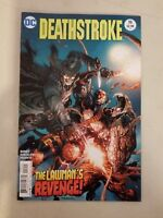 Deathstroke #19 DC 2016 VF-NM