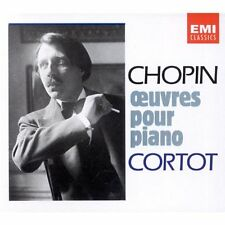 Chopin: Oeuvres versez étage (œuvres pour étage) / Alfred Cortot - CD