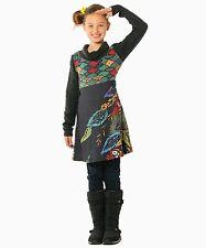 Smash VESTIDO NIÑA INVIERNO ISALA Smash! Kids Dress Robe Fille Menina TALLA 6